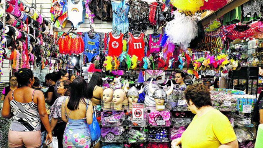 Imagem ilustrativa da notícia: Lojistas de Belém pedem suspensão de pontos facultativos
