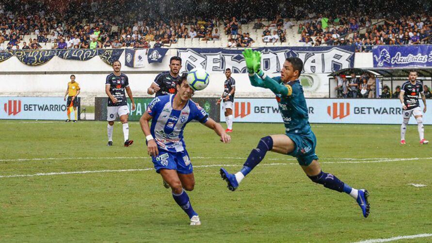Imagem ilustrativa da notícia: Time acreano enfrenta o Paysandu na 2ª fase; CBF adia jogo de adversário remista