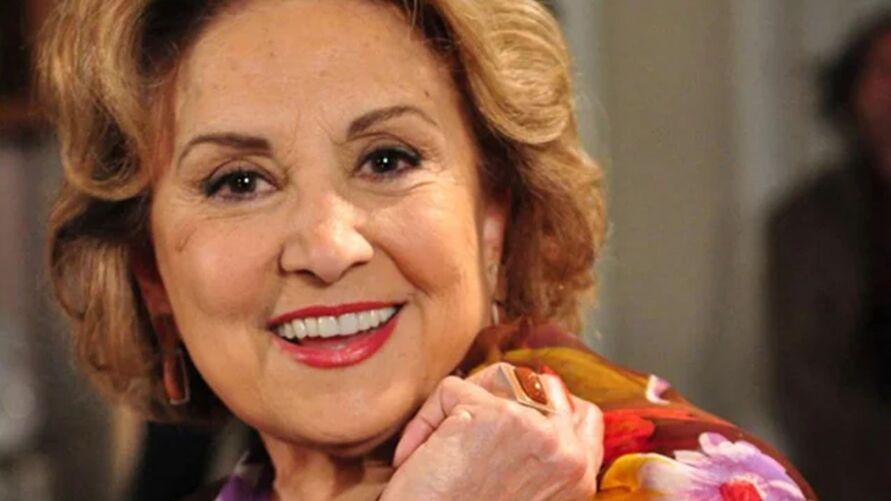 A atriz Eva Wilma está no Hospital Vila Nova Star, na Zona Sul da capital paulista, desde o dia 10 de janeiro.
