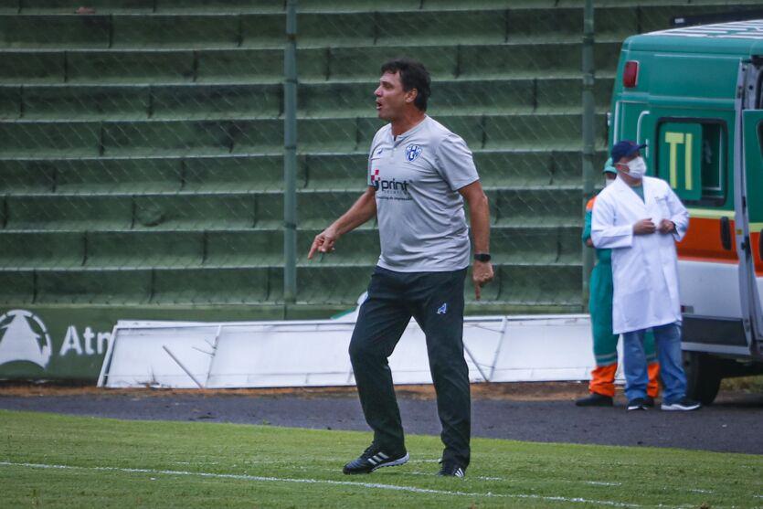 Imagem ilustrativa da notícia: Paysandu anuncia saída de João Brigatti após eliminação na Série C