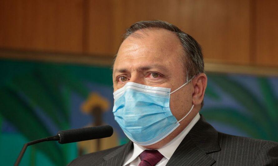 Imagem ilustrativa da notícia: Vacinação contra a Covid-19 começará em janeiro, garante Pazuello
