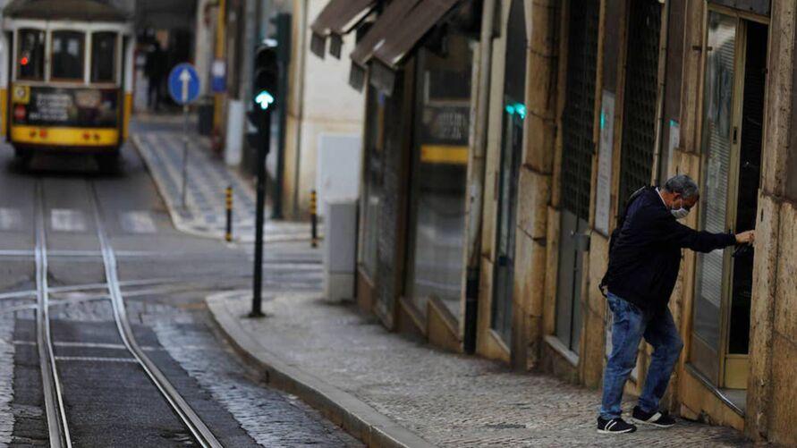 Capital portuguesa entrará em novo confinamento
