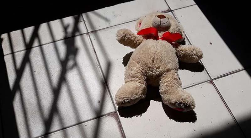 Imagem ilustrativa da notícia: Menina de 10 anos é estuprada pelo padrasto e engravida de gêmeos