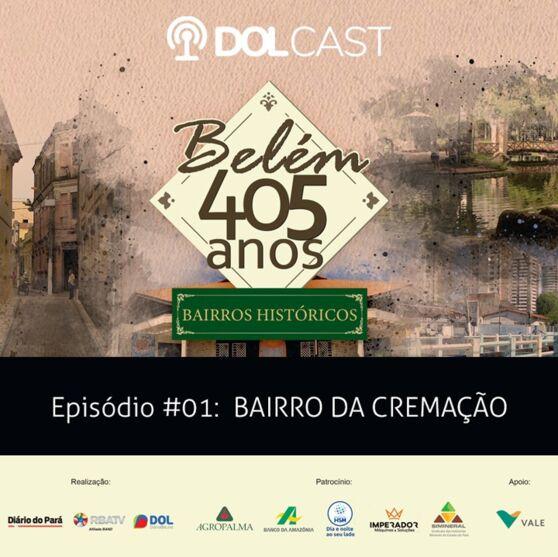 """Imagem ilustrativa da notícia: Dolcast série especial """"Bairros Históricos"""" já está no ar com a história do bairro da Cremação"""