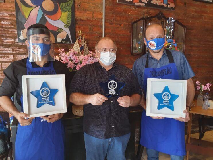 Imagem ilustrativa da notícia: Confira a entrega dos troféus Estrela Azul 2020!