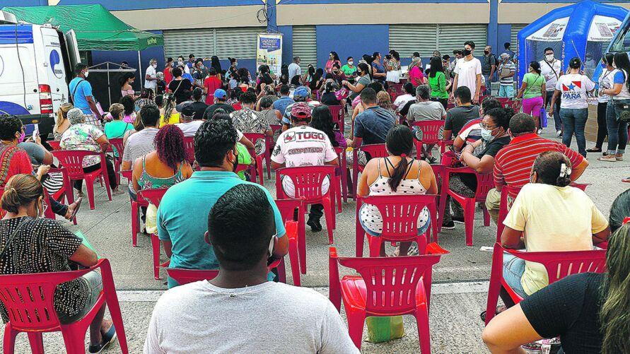 Ação foi fruto de uma parceria entre o Governo do Estado e a Prefeitura de Belém
