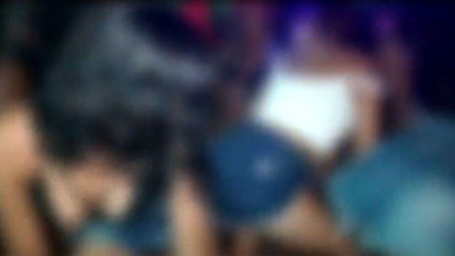 Imagens das adolescentes foram registradas em uma festa, que ocorreu em um bar às margens da rodovia PA-140.