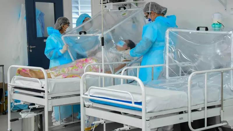Imagem ilustrativa da notícia: Manaus tem escassez de oxigênio e novo recorde de hospitalizações