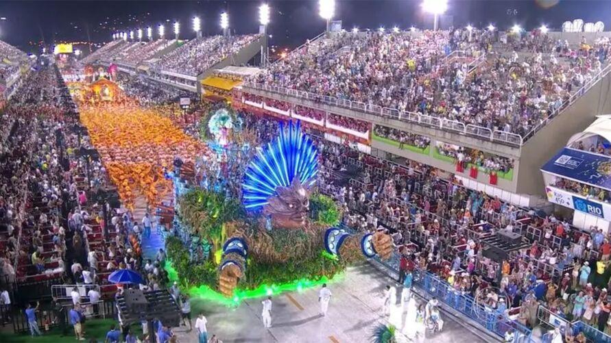 Imagem ilustrativa da notícia: Prefeito do Rio de Janeiro anuncia que não haverá carnaval em 2021