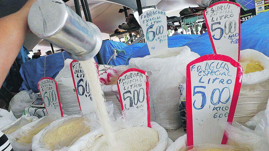 Tanto o litro como o quilo do produto está mais caro na maioria das feiras livres e supermercados espalhados por toda a Grande Belém