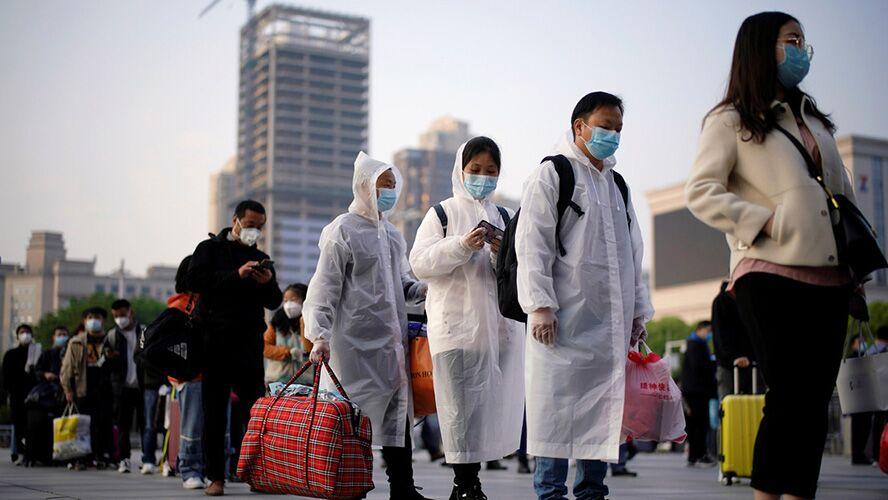 Imagem ilustrativa da notícia: China registra primeira morte por covid-19 desde maio