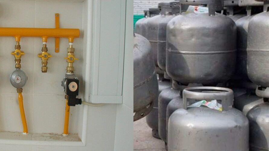 Imagem ilustrativa da notícia: Gás de botijão ou gás encanado? Veja qual sai mais barato