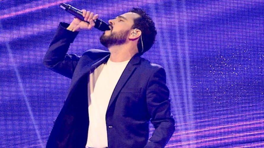 O músico anunciou carreira gospel em setembro do ano passado.