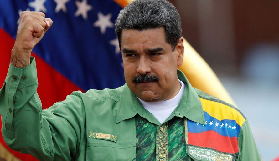 Imagem ilustrativa da notícia: Maduro espera que novo governo dos EUA acabe com 'demonização' da Venezuela
