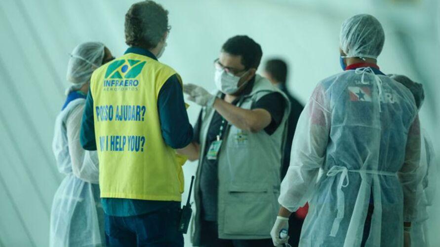 Imagem ilustrativa da notícia: Governador anuncia novas medidas para evitar a proliferação da Covid-19 no Pará