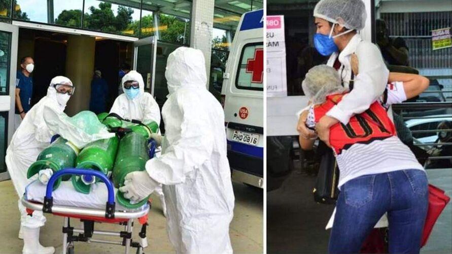 Especialistas alertam que a falta de oxigênio vista em Manaus, pode se alastrar por todo o país.