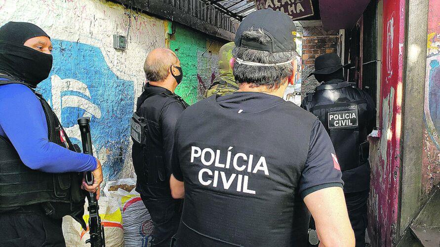 Polícia Civil vai preencher 1.088 vagas em quatro carreiras