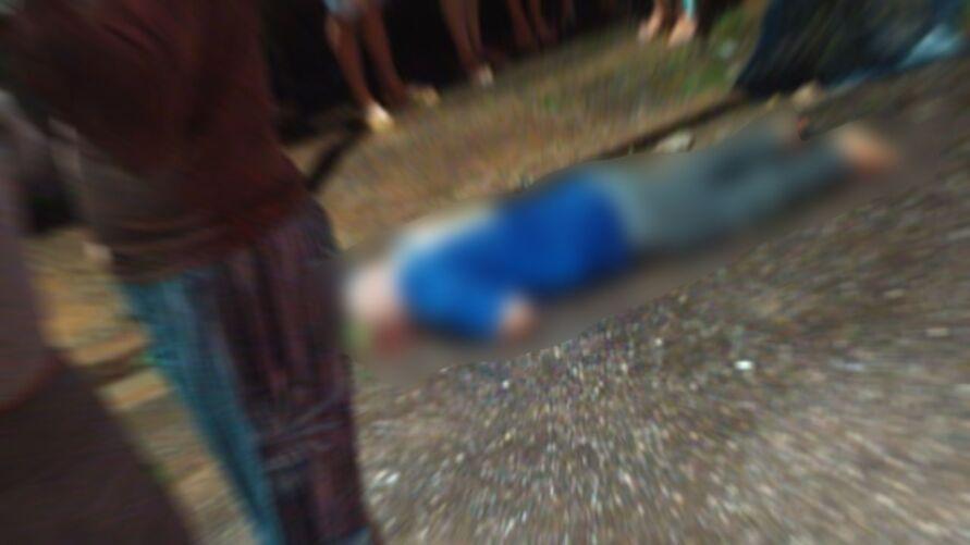 Vítima não foi identificada.