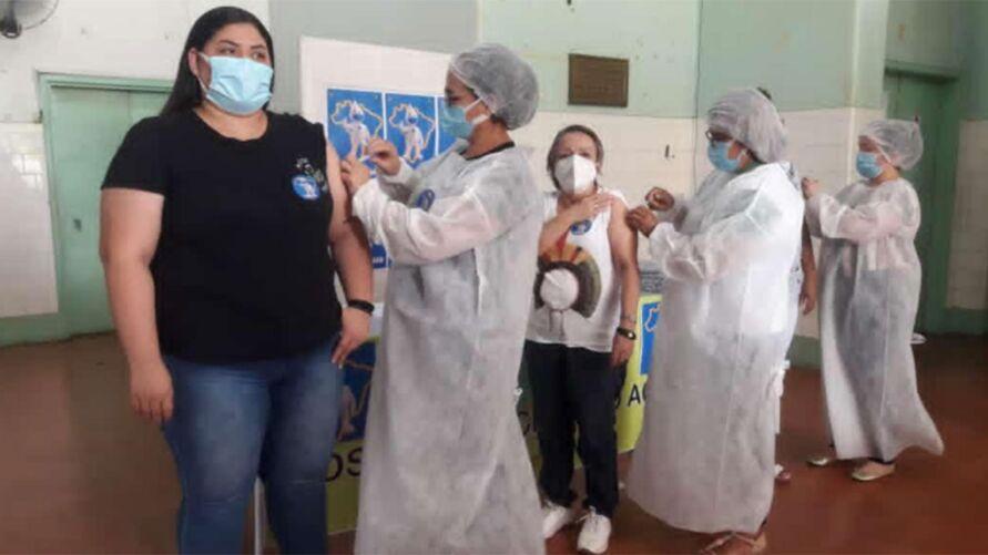 Imagem ilustrativa da notícia: Marajó recebe primeiro lote de vacina contra a Covid-19