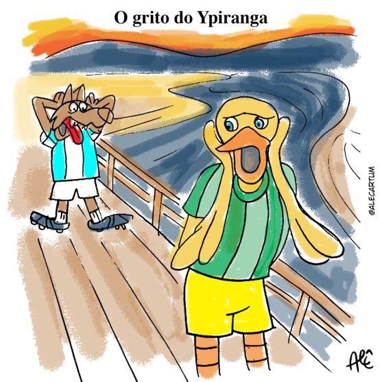 Imagem ilustrativa da notícia: O grito do Ypiranga