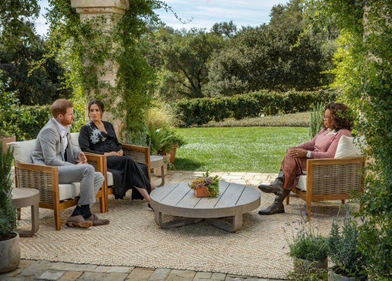 Imagem ilustrativa da notícia: Harry diz que temia ver história da mãe, a princesa Diana, se repetindo com Meghan