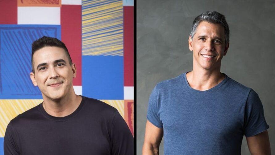 Imagem ilustrativa da notícia: André Marques comandará o 'No Limite' e 'The Voice Kids' fica com Márcio Garcia