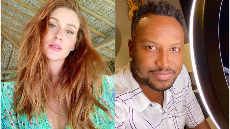Imagem ilustrativa da notícia: Marina Ruy Barbosa e Thiaguinho estão namorando, diz colunista
