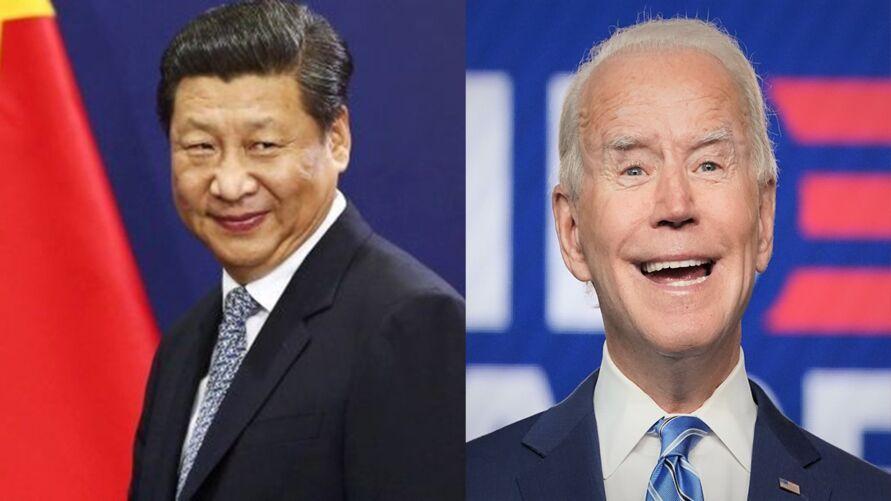 Imagem ilustrativa da notícia: Biden promete reunir líderes mundiais por aliança contra a China