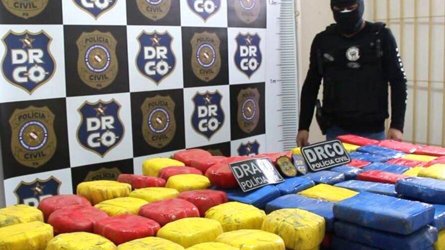 Imagem ilustrativa da notícia: Quase duas toneladas de drogas são apreendidas no Pará em menos de dois meses