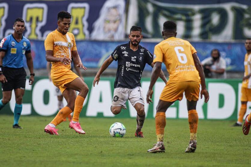 Imagem ilustrativa da notícia: Remo amarga mais um vice-campeonato na temporada