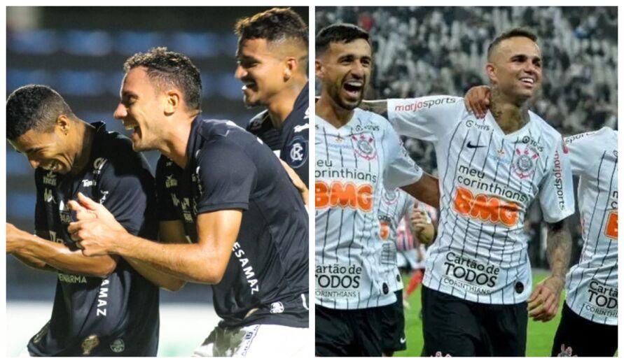 Imagem ilustrativa da notícia: Corinthians pode ceder jogadores para o Remo em 2021. Veja os nomes!