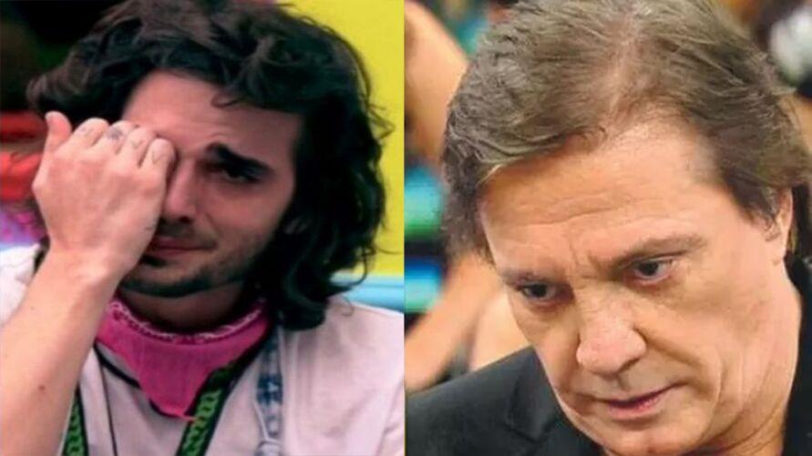 """Imagem ilustrativa da notícia: """"Dá vontade de esganar"""", diz Fabio Jr sobre Fiuk no 'BBB21'"""