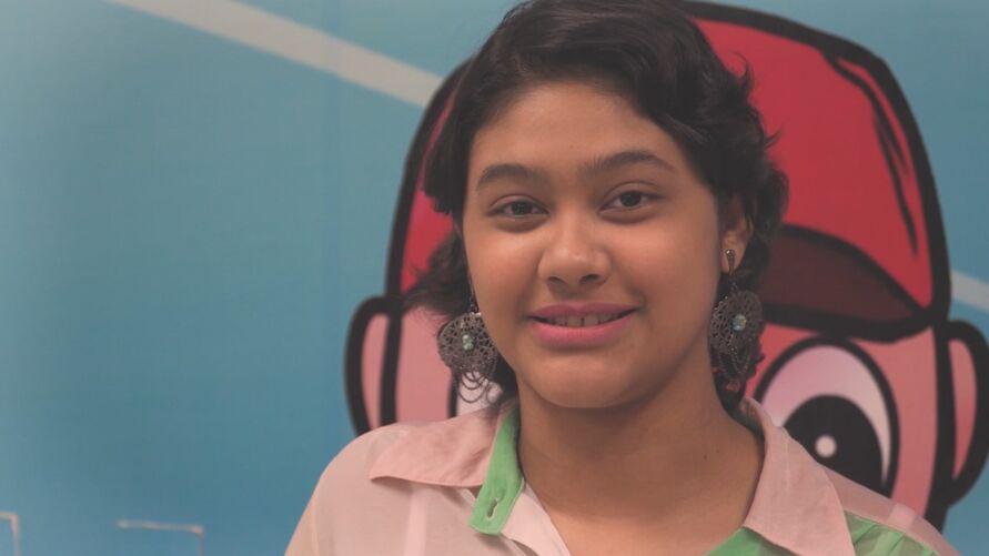 Aos 16 anos, e perto de ingressar no vestibular, Dandhara dos Santos foi diagnosticada com sarcoma de Ewing