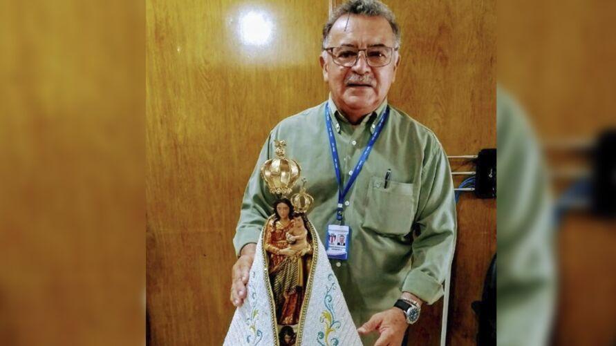 Imagem ilustrativa da notícia: Ex-árbitro de futebol Fernando Sérgio morre vítima da covid-19
