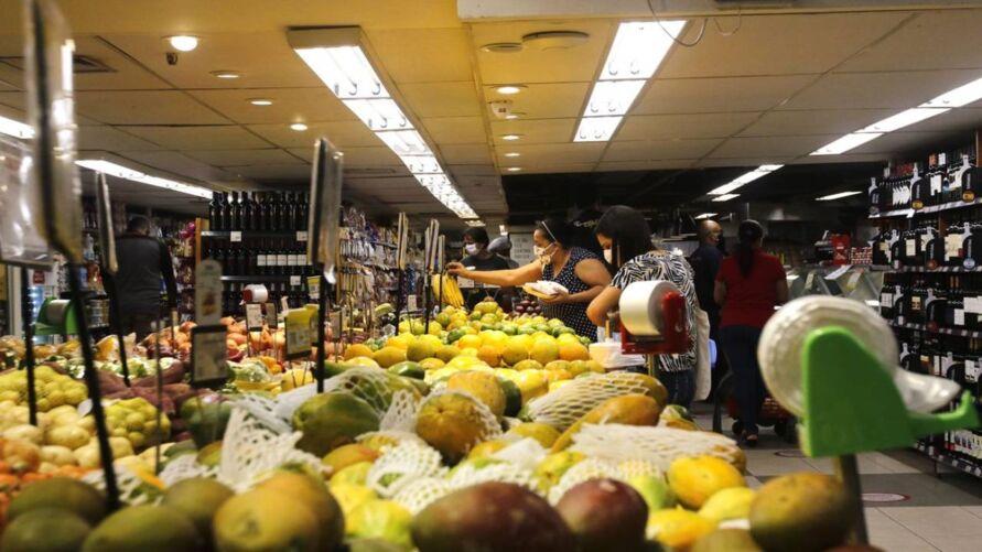 Imagem ilustrativa da notícia: Supermercados registram alta de 12% nas vendas de janeiro
