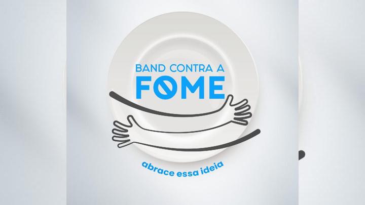 Imagem ilustrativa da notícia: Band e RBA lançam campanha nacional contra a fome