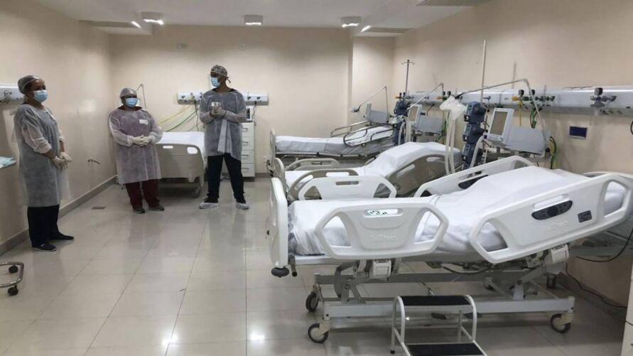 Imagem ilustrativa da notícia: Com UTIs lotadas, Manaus reabre academias e serviços não essenciais