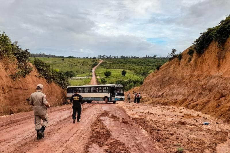 Nona fase da Amazônia Viva ocorreu em Altamira, Anapu, Senador José Porfírio, Pacajá, Uruará, Rurópolis, Trairão e Novo Repartimento