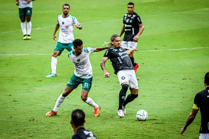 Imagem ilustrativa da notícia: Focado na Copa Verde, Gedoz ainda não saber se ficará no Leão em 2021