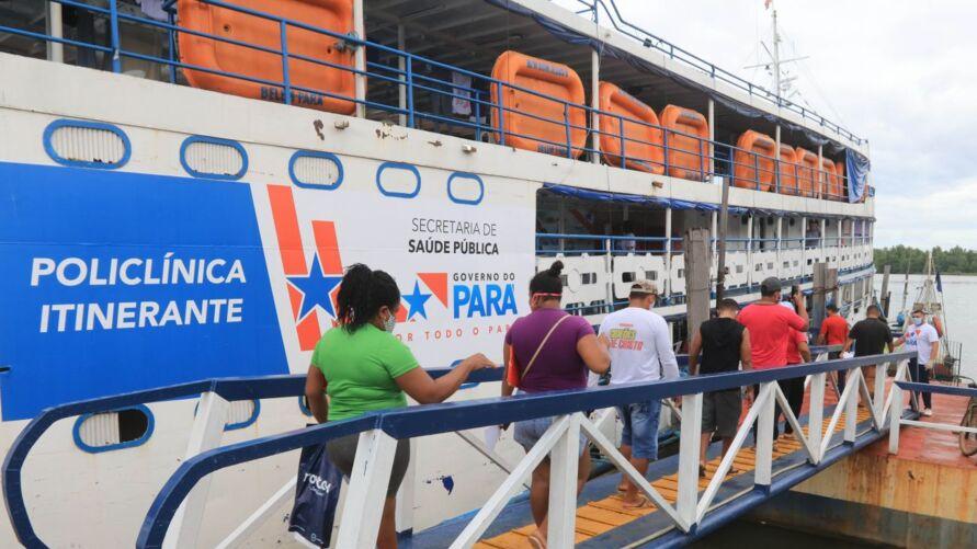 Imagem ilustrativa da notícia: Policlínica intinerante: veja os dias da ação no Marajó