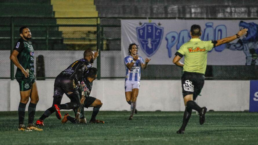 Imagem ilustrativa da notícia: Presidente do Paysandu fala sobre Nicolas ir para o Sport-PE