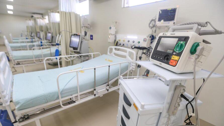 Imagem ilustrativa da notícia: Estado terá mais 500 leitos exclusivos para pacientes com Covid-19 nesta semana
