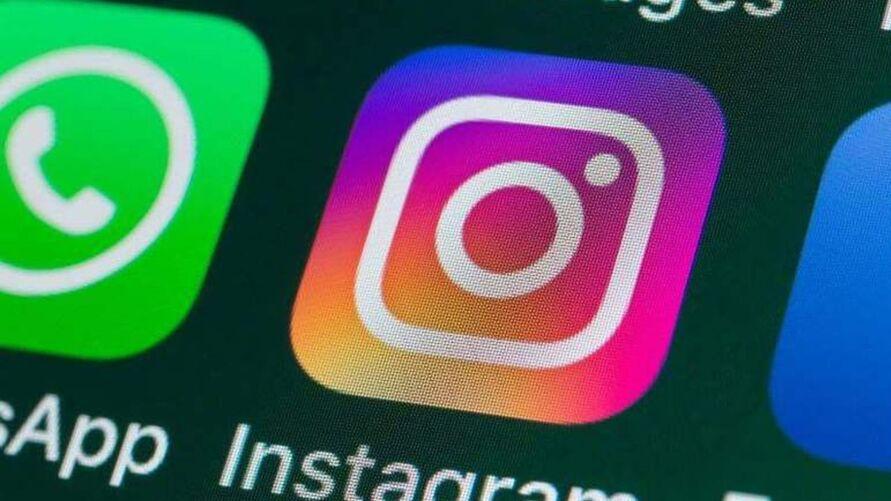 Imagem ilustrativa da notícia: Whatsapp e Instagram caem e ficam fora do ar em todo o mundo
