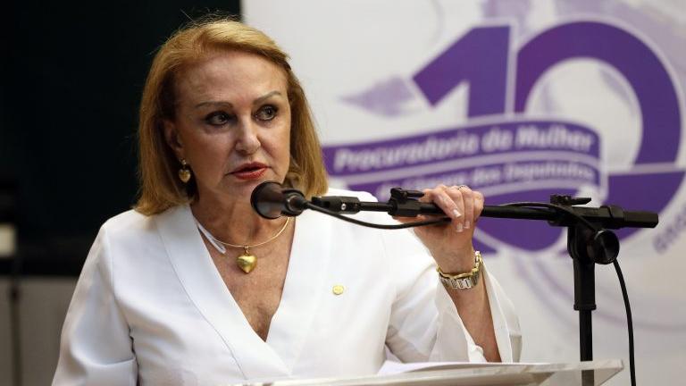 Imagem ilustrativa da notícia: Projeto de Elcione Barbalho reforça proteção a mulheres vítimas de violência doméstica