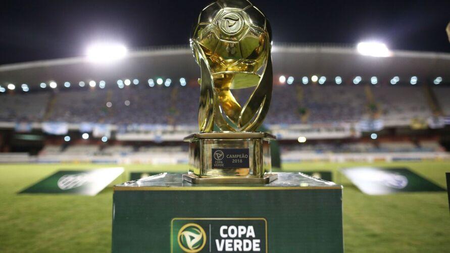 Imagem ilustrativa da notícia: Pelo título inédito: Remo começa a disputar final da Copa Verde neste domingo (21)