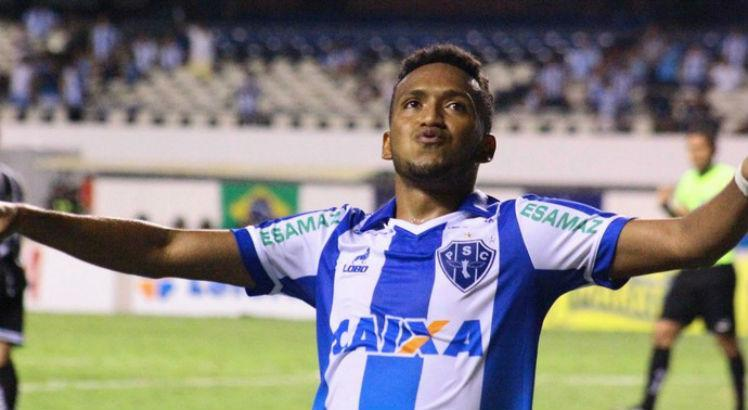 Imagem ilustrativa da notícia: Jhonnatan está de volta ao Paysandu; novo zagueiro também é anunciado