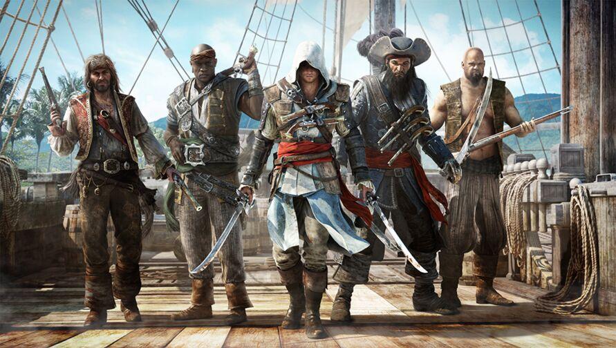 Assassin's Creed é um franquia com 12 títulos e  conta com milhares de fãs ao redor do mundo
