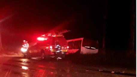 Quatro pessoas se envolveram em um acidente na estrada de Mosqueiro