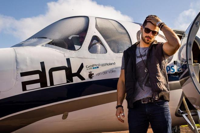 DJ Alok optou por não demitir a equipe que o acompanha