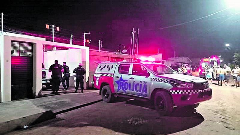 Imagem ilustrativa da notícia: Bandidos fazemfamília refém em Barcarena por 4 horas